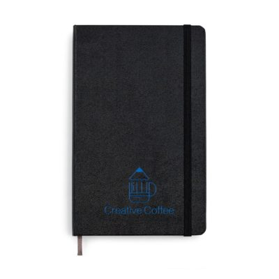 Moleskine® Hard Cover Dotted Large Notebook - Black