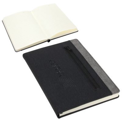 Zip-It Pocketed Journal