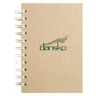 "5"" x 7"" Recycled Spiral Journal Notebook"