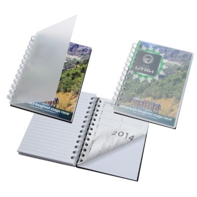 "5"" x 7"" Vision + Spiral Journal Notebook"