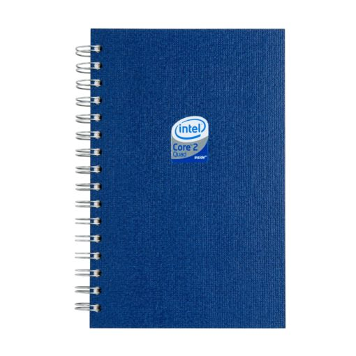 "5.25"" x 8.25"" Recycled Spiral Journal Notebook"