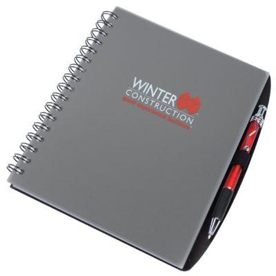 """7"""" x 9"""" Pen Spiral Journal Notebook"""