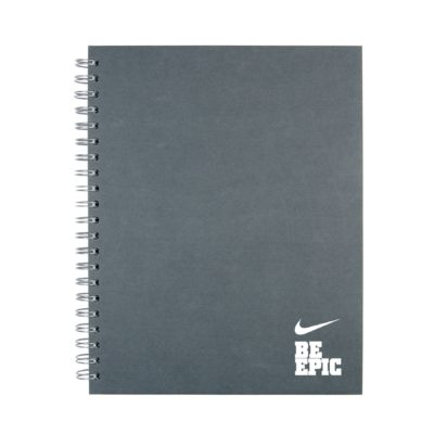 "8.5"" x 11"" Boardroom Spiral Journal Notebook"