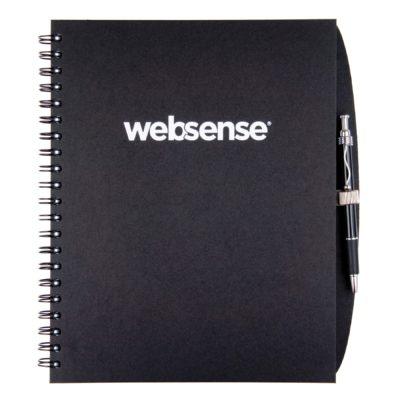 """8.5"""" x 11"""" Pen Spiral Journal Notebook"""