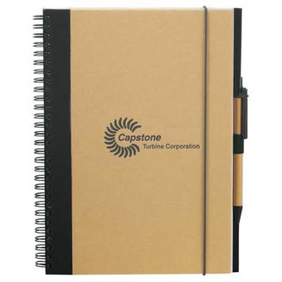 Evolution Large Recycled Spiral JournalBook™