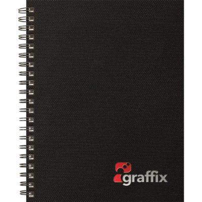 """IndustrialMetallic Journals Large NoteBook (8.5""""x11"""")"""