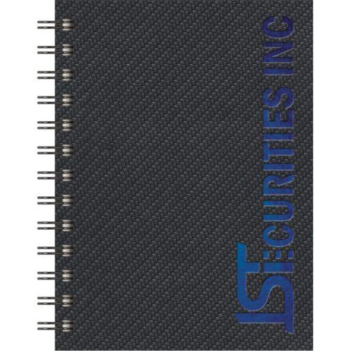 """IndustrialMetallic Journals NotePad (5""""x7"""")"""
