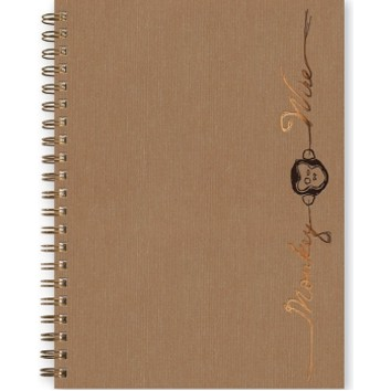 "LinenJournals - Large NoteBook (8.5""x11"")"