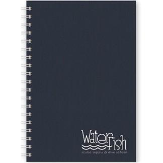 """LinenJournals - Medium NoteBook (7""""x10"""")"""