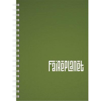 "Shimmer Journals - Medium NoteBook (7""x10"")"