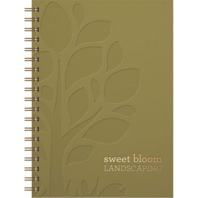 """SmoothMatte Journals Medium NoteBook (7""""x10"""")"""