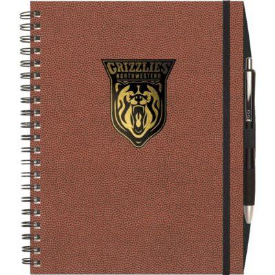 "SportsBooks - Large NoteBook (8.5""x11"")"