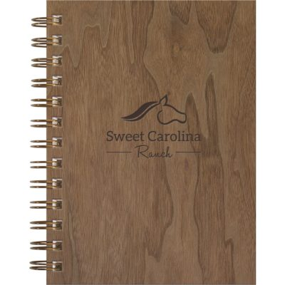 "WoodGrain Journals NotePad (5""x7"")"