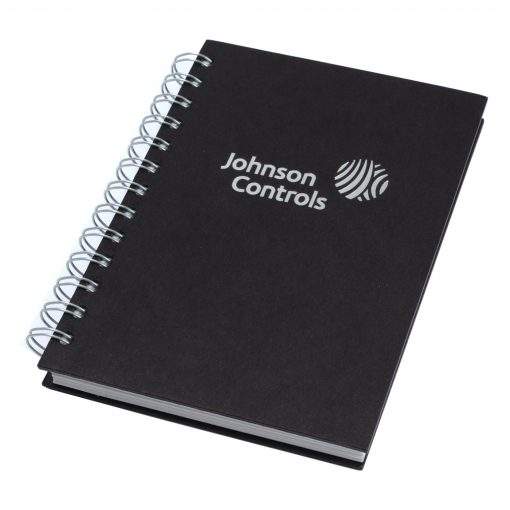 "5"" x 7"" Classic Spiral Journal Notebook no set up charge"