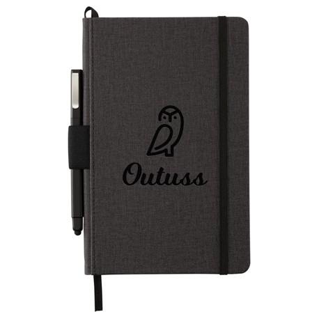 Heathered Hard Bound JournalBook™