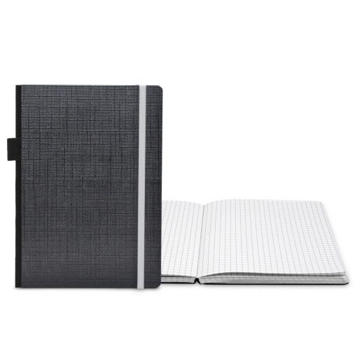 """Classic Contempo Bookbound Journal 5"""" x 7"""" with Matching Elastic Closure"""