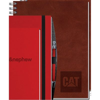 "Executive Journals w/100 Sheets (8 1/2""x11"")"