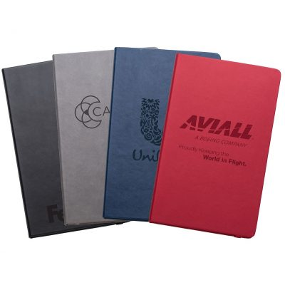 "Go Hard Cover Journals (5 1/4""x8 1/4"")"