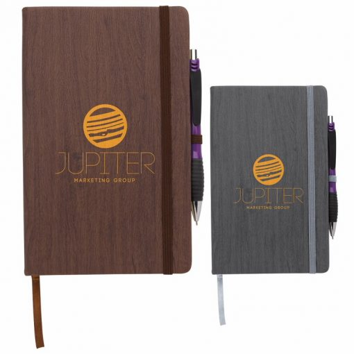 Good Value® Woodgrain Journal