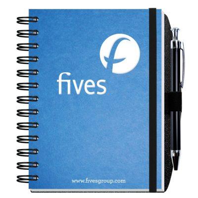 """Impression Journals w/Pen Safe Loop (5""""x7"""")"""