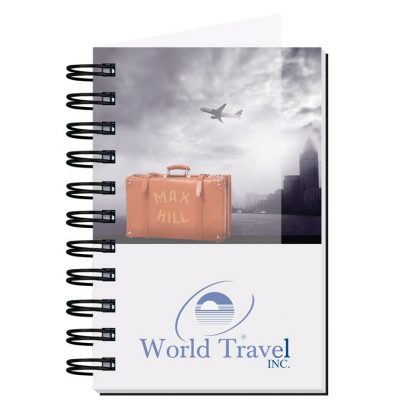 "Personalized Image Journals w/100 Sheets (4""x6"")"