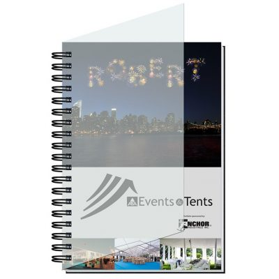 """Personalized Image Journals w/100 Sheets (7""""x10"""")"""