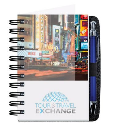 "Personalized Image Journals w/100 Sheets & Pen (4""x6"")"
