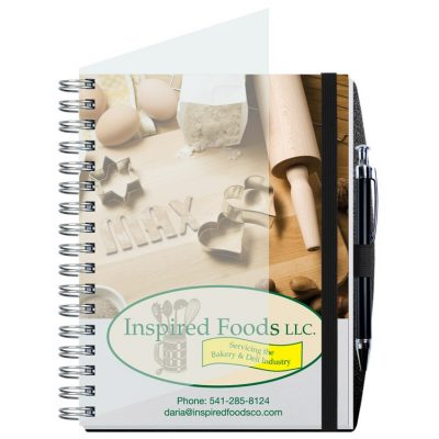 "Personalized Image Journals w/100 Sheets & Pen (6 1/2""x8 1/2"")"