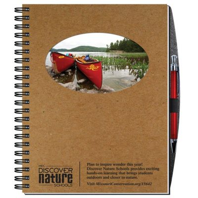 "Personalized Image Journals w/100 Sheets & Pen (8 1/2""x11"")"