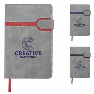 Good Value® Outline Magnetic Journal
