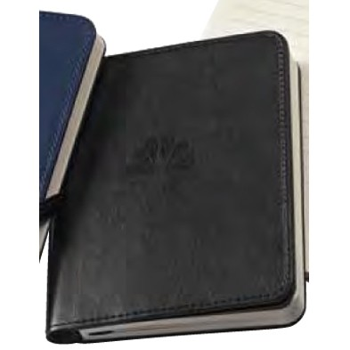 Medium Classic Black Journal