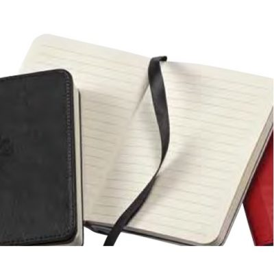 Medium Classic White Journal