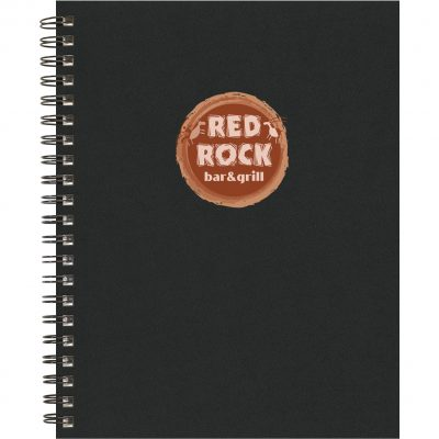 "Premium Leather- Large NoteBook (8.5""x11"")"