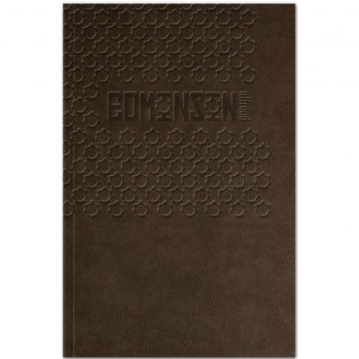 "Rustic Leather Flex - SeminarPad (5.5""x8.5"")"