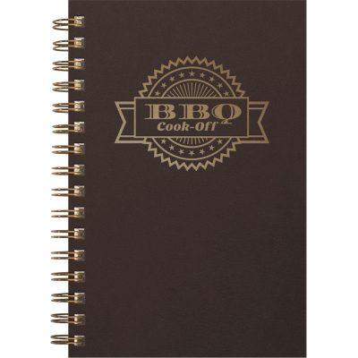 "Rustic Leather Journal - SeminarPad (5.5""x8.5"")"