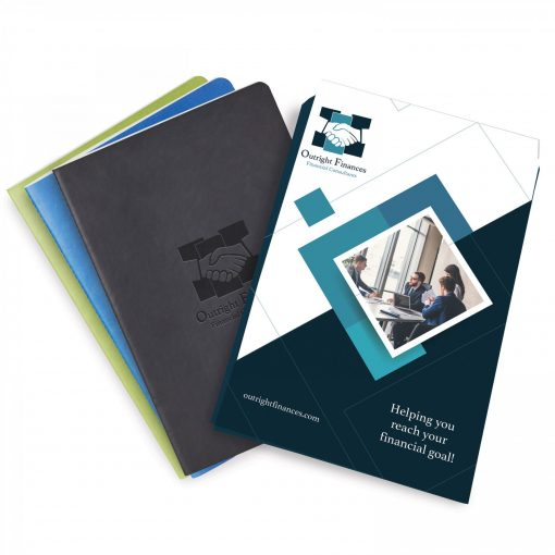 Donald 3 Pack Soft Cover Single Meeting Journal