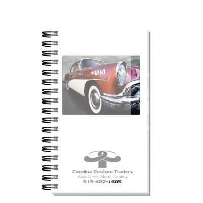 """Personalized Image Journals w/100 Sheets (5 1/4""""x8 1/4"""")"""