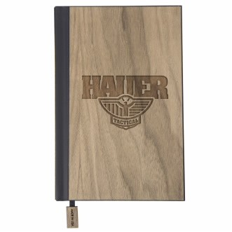 WOODCHUCK™ Walnut Classic Journal