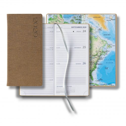 2020 Nature Pocket Upright Weekly Planner