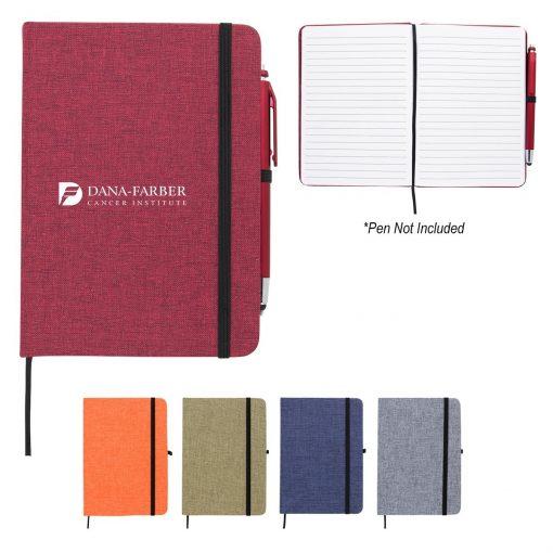 Heathered Journal