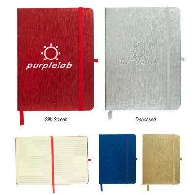 Metallic Journal Notebook