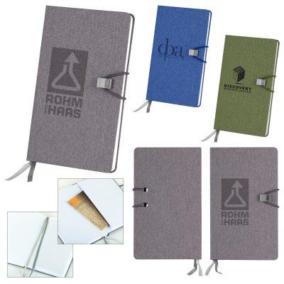 Half & Half Perfect Bound Notebook