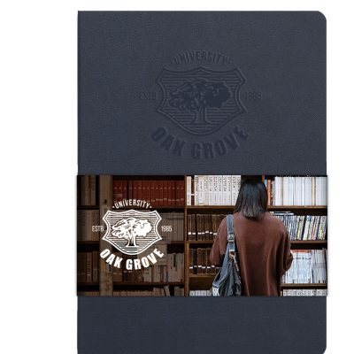 "NEW! Soft Firenze Journal w/ Graphic Wrap (5""x7"")"