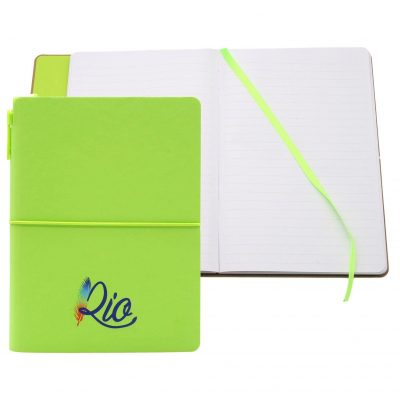 """Rio Journal( 4""""x6"""" (Overall size 4.5""""x6.25"""") )"""