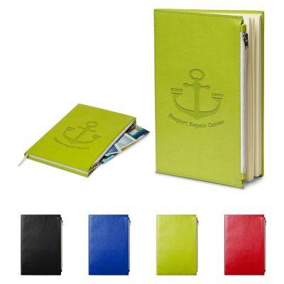 Element Softbound Journal w/Zipper Pocket