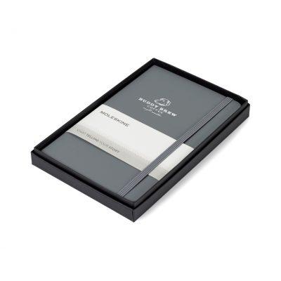 Moleskine® Medium Notebook Gift Set Grey