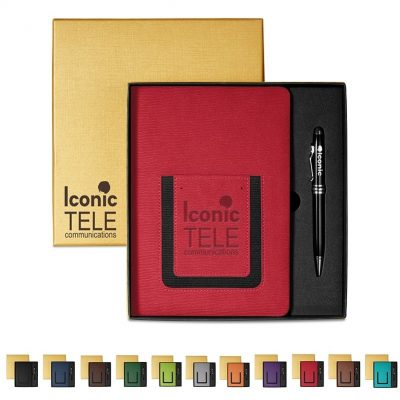 Roma Journal & Executive Stylus Pen Set