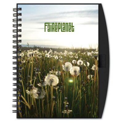 "5"" x 7"" ClearPort Spiral JournalBook"