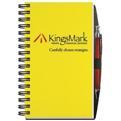 "Best Selling Journals w/100 Sheet & Pen (5 1/4""x 8 1/4"")"