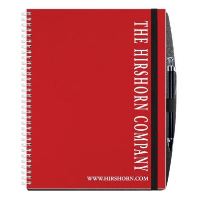 "Best Selling Journals w/100 Sheets & Pen (8 1/2"" x 11"")"